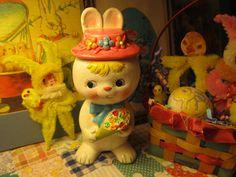 Vintage Easter Bunny