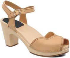 Swedish Hasbeens Heart sandal on shopstyle.co.uk