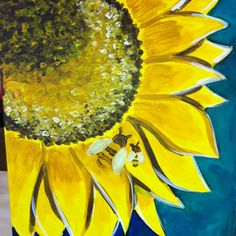 Sunflowers - Painting with a Twist