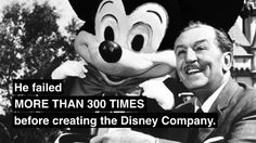 See inspiring things about Walt Disney that most people don't know but should.