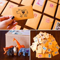 Summertime is party time, and from baby showers to bachelorette parties to weddings, all good parties need a creative invitation. Your invite sets the tone for the type of event you throwing, and is a great way to get guests in the mood to party well before the big day. While we know it can be tempting to go the digital route, especially for eco-friendly reasons, we can't resist a good old fashioned paper invite. Here are 25 creative invites that caught our eye.