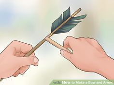Image titled Make a Bow and Arrow Step 13
