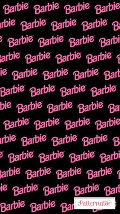 Pink Walpaper, Pink And Black Wallpaper, Pink Wallpaper Backgrounds, Iphone Wallpaper Tumblr Aesthetic, Wallpaper Iphone Cute, Cartoon Wallpaper, Aesthetic Wallpapers, Barbie Images, Bedroom Wall Collage