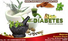 Ayurvedic Treatment for Diabetes | Arogyam Dehradun