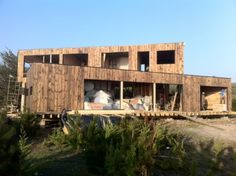 Casas modulares de contenedor a casa pinterest casas - Precio casa container ...