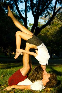 I would probably die trying to do this, but its soo cute