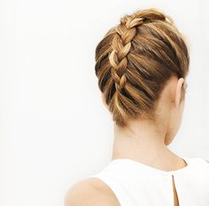 Discover brand new hair care tips and hints. Hairstyle Cut For Girls. 2015 Hairstyles, Trendy Hairstyles, Braided Hairstyles, Blonde Hairstyles, Lange Blonde, Hair Addiction, Wedding Hair Inspiration, Hair Styles 2014, Free Hair