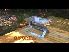 http://asseenontvblog.net/index.php/as-seen-on-tv-go-grill-review/ The Go Grill is the perfect way to grill wherever you go! Weighing in under 8 lbs, the Go Grill is easy to take along wherever you go! #video #aseenontv #asotv #bbq #grilling #grill