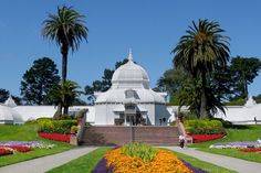 Conservatory of Flowers, SF, CA
