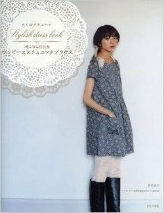 Image result for japanese tunic dress