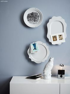 Grey wall, it's sounds me familiarly. Office Wall Colors, Bedroom Wall Colors, Wall Colours, Glam Master Bedroom, Blue Bedroom, Blue Rooms, Blue Walls, Jotun Lady, Light Blue Paints