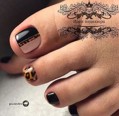 Gel Toe Nails, Cute Toe Nails, Gel Toes, Feet Nails, Glam Nails, Toe Nail Art, Beauty Nails, Toenails, Pedicure Designs