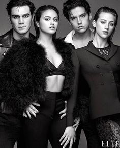 LPR + K.J. Apa, Camila Mendes + Cole Sprouse
