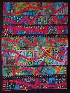 Art Quilts - Jamie Fingal
