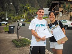 In 2012, volunteers like Eathan Ozawa and Cherilyn Inouye went door-to-door to register voters in areas that traditionally have had low turnout