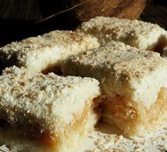 Pastelitos de coco y manzana | #Receta de cocina | #Vegana - Vegetariana ecoagricultor.com
