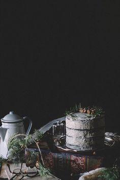 Vegan Chocolate Hazelnut Cake with London Fog Buttercream | TermiNatetor Kitchen