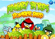 Angry Birds Bomber Bird | Juegos Angry Birds - jugar online