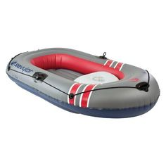 Sevylor Super Caravelle 3Person Boat *** Find similar products by clicking the VISIT button