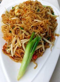 Stir Fry Vegan Ramen Recipe - Allthecooks.com