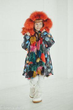 Real fur parka coat for kids Winter Kids coat Baby gift Kids clothing Girls  coat Faux fur jacket 5c1eca43b20