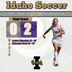 Great crowd for @VandalsSoccer home opener this afternoon. Full recap to follow at http://GoVandals.com #GoVandals