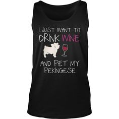 Pekingese shirt   - Drink wine and pet my dog, Order HERE ==> https://www.sunfrog.com//136973340-997536531.html?53624, Please tag & share with your friends who would love it, cool sayings, redheads stockings, redheads hot booties #firehouse , #firefighters, #firefighter   love #saying, #saying tumblr, true saying, old saying, saying about friends  #redhead #ginger #quote #sayings #quotes #saying #animals #goat #sheep #dogs #cats #elephant #turtle #pets