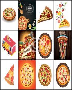 Happy Planner Pizza Sticker Sheet