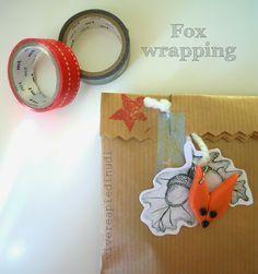 Tre semplici modi per piccoli pacchetti fai da te - DIY gift wrapping in three simple different ways!