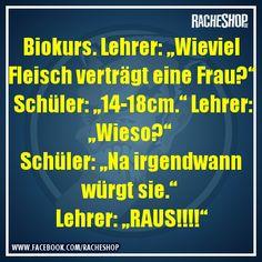Mittelstufen-Humor. #Spruch #Witz #fun #geklautbeiracheshop #Racheshop