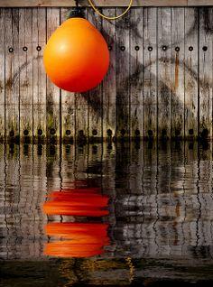 Reflective Buoy by Atmospherics