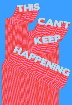 This Can't Keep Happening Art Print by Tyler Spangler - X-Small Wallpapers Tumblr, Cute Wallpapers, Memes Gretchen, Tyler Spangler, Typography Design, Lettering, Happy Words, Web Design, Buy Prints