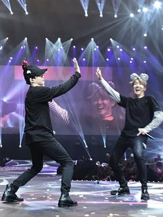 How Hobi makes Yoongi do these things I'll never know XD