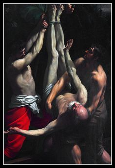 Guido Reni  Crucifixion of St Peter