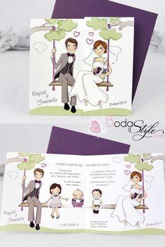 Creative Wedding Invitations, Pocket Wedding Invitations, Printable Wedding Invitations, Wedding Invitation Design, Wedding Stationery, Wedding Cards Handmade, Diy Wedding, Wedding Photos, Fun Fold Cards