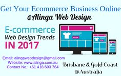 An #eCommerceWebDesign is a major thing that not just attracts traffic towards your #website, it generates high customer retention, repeat purchase, low shopping cart abandonment rates and above all positive word of mouth and referrals, a thing even money can't buy! Use #eCommerce and Grow Your Business
