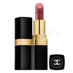 Chanel Rouge Coco Mademoiselle 434 rúž s hydratačným účinkom 3,5 g | BRASTY.SK Make Me Up, How To Make, Chanel Lipstick, Coco Mademoiselle, Coco Chanel, Skincare, Makeup, Beauty, Red