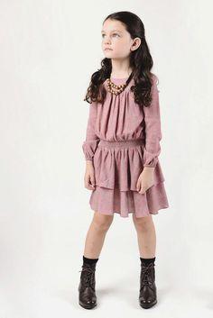 7fdb2c6732 Pre-order Imoga Leslie Girls Dress from Mini Ruby Girls Dresses, Flower  Girl Dresses