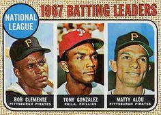 1 - N. Mlb Pirates, Pittsburgh Pirates Baseball, Detroit Tigers Baseball, Baseball Card Values, Old Baseball Cards, Roberto Clemente, Negro League Baseball, Baseball Players, Sports Figures