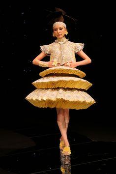 Chinese Haute Couture Designer Guo Pei