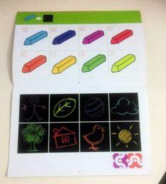 okul öncesi zekare renk oyunları (1) Office Supplies