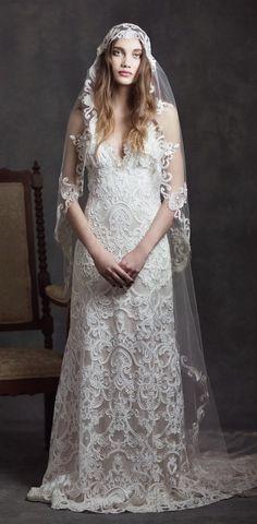 Faith | Claire Pettibone Gothic Angel Collection 2015 | www.onefabday.com