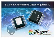 Allegro -auto linear regular IC #power #ICs #electronic_products #engineering #tech_news #download_datasheet #Allegro