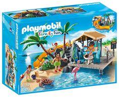Playmobil Summer Fun 6979 set de juguetes - sets de juguetes (Acción / Aventura, Chica, Multicolor): Amazon.es: Juguetes y juegos