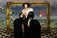 La Robe Noir ~ Mike Worrall