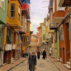 Istanbul.   @allaringo