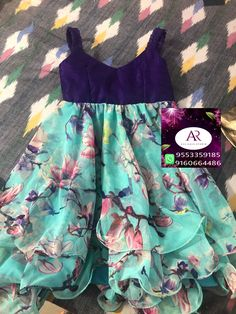 Baby Girl Dresses Fancy, Kids Party Wear Dresses, Girls Designer Dresses, Kids Dress Wear, Kids Gown, Frocks For Girls, Girls Frock Design, Kids Frocks Design, Baby Frocks Designs