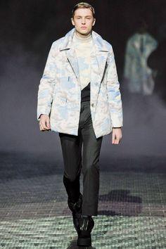 Kenzo Fall 2013 Menswear Collection