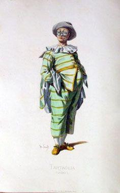 Tartaglia (commedia dell'arte) - Wikipedia