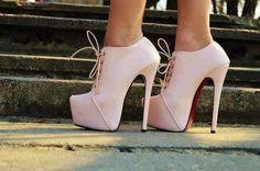 Tacones rosas,fabulosos!